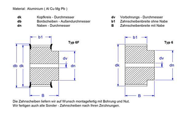 10-t10-610 pu courroie de distribution avec stahlzugstrang t10-610-10mm B division 10mm 61 z